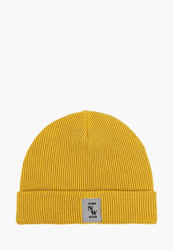 женская шапка staix, желтая