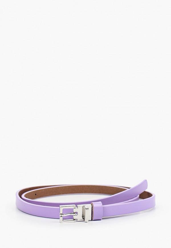 женский ремень mon mua, фиолетовый