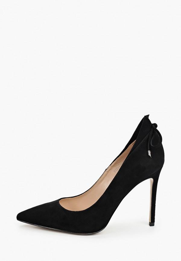 женские туфли-лодочки tuffoni, черные