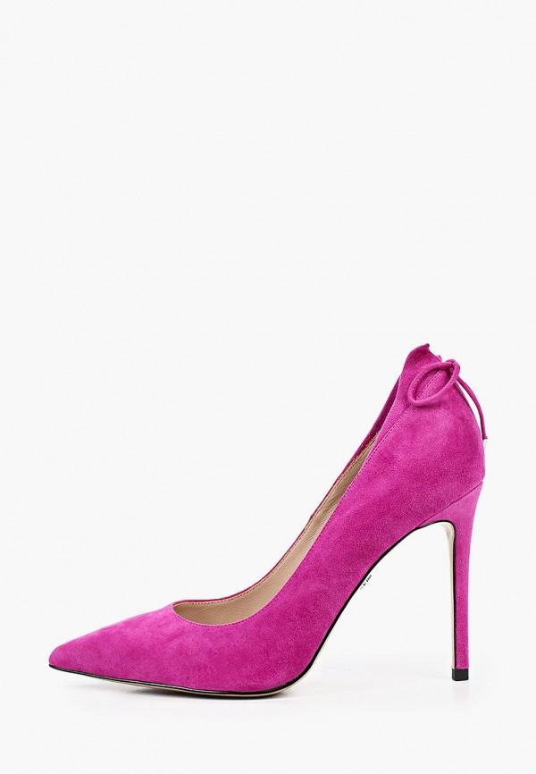 женские туфли-лодочки tuffoni, фиолетовые