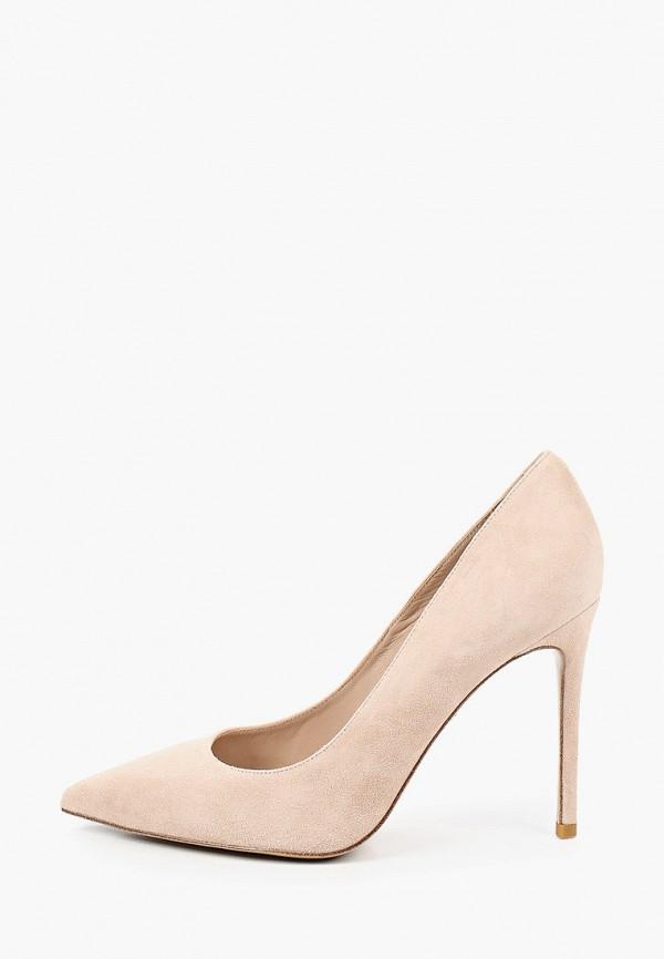 женские туфли-лодочки tuffoni, бежевые