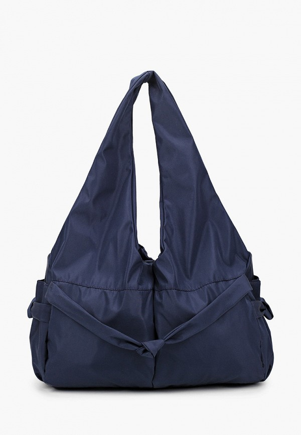 женская сумка-шоперы antan, синяя