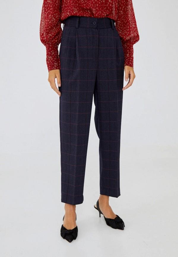 женские повседневные брюки alina assi, синие