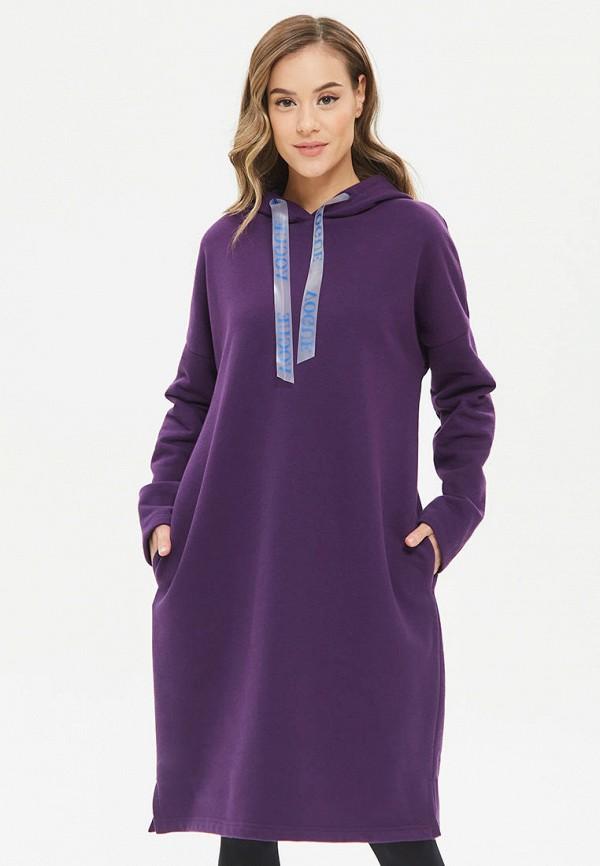 Платье Aelite Aelite  фиолетовый фото
