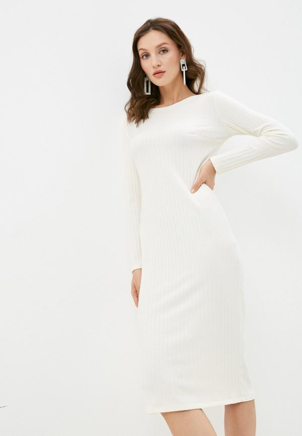 женское платье-свитеры alina assi, белое