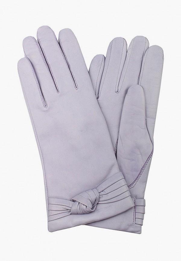 женские кожаные перчатки edmins, фиолетовые