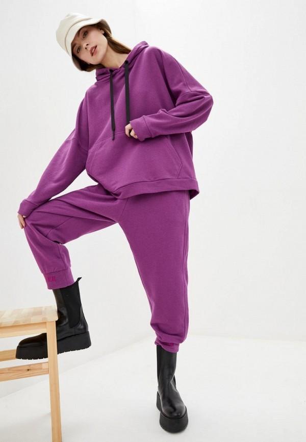 женский спортивный костюм sfn, фиолетовый