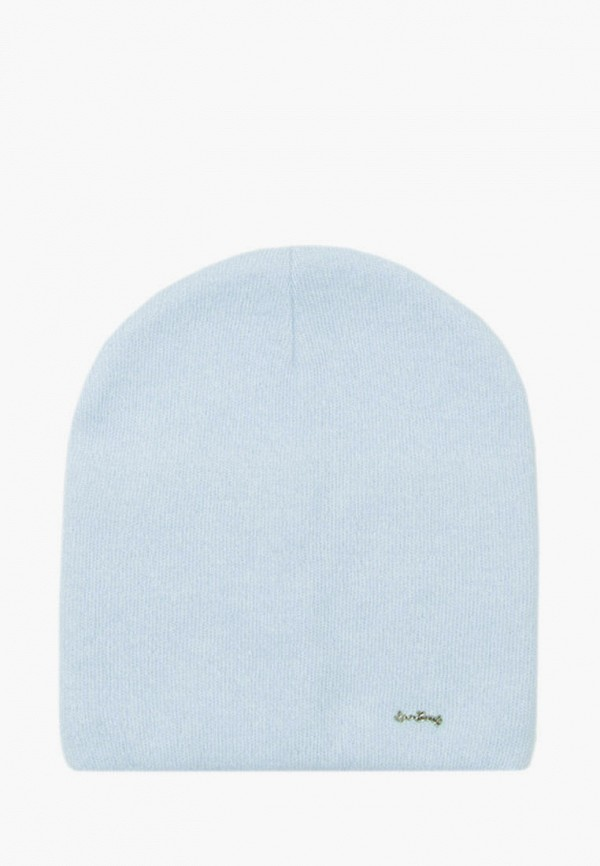 женская шапка junberg, голубая