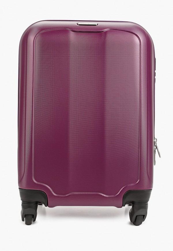 женский чемодан gianni conti, фиолетовый