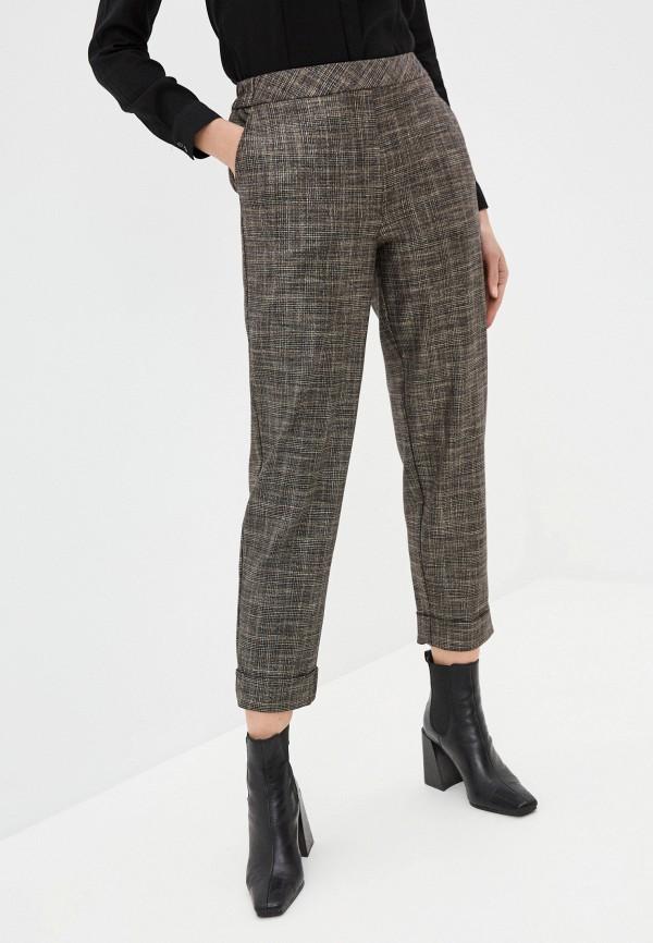 женские повседневные брюки helmidge, коричневые