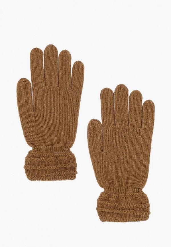 женские текстильные перчатки cepheya, коричневые