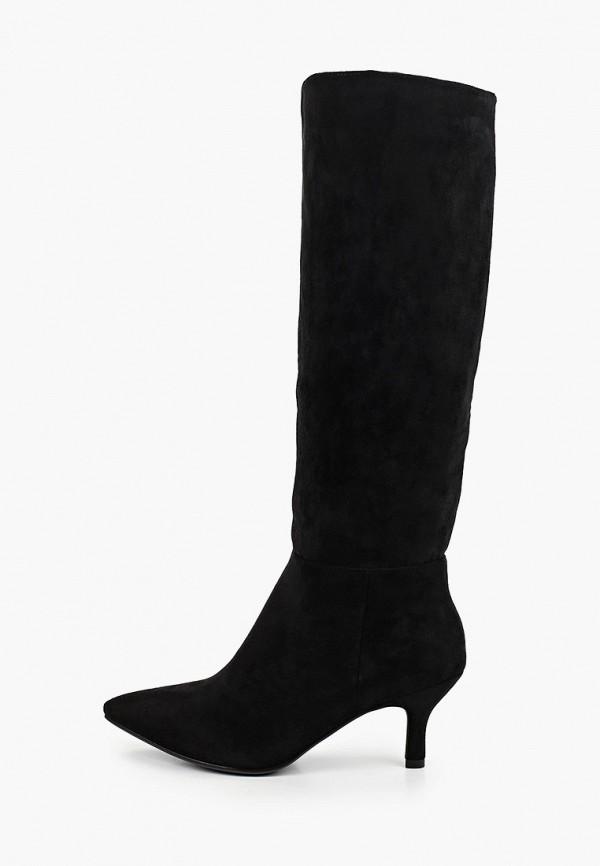 женские сапоги marco bonne', черные