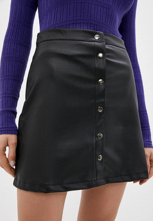 женская юбка defacto, черная