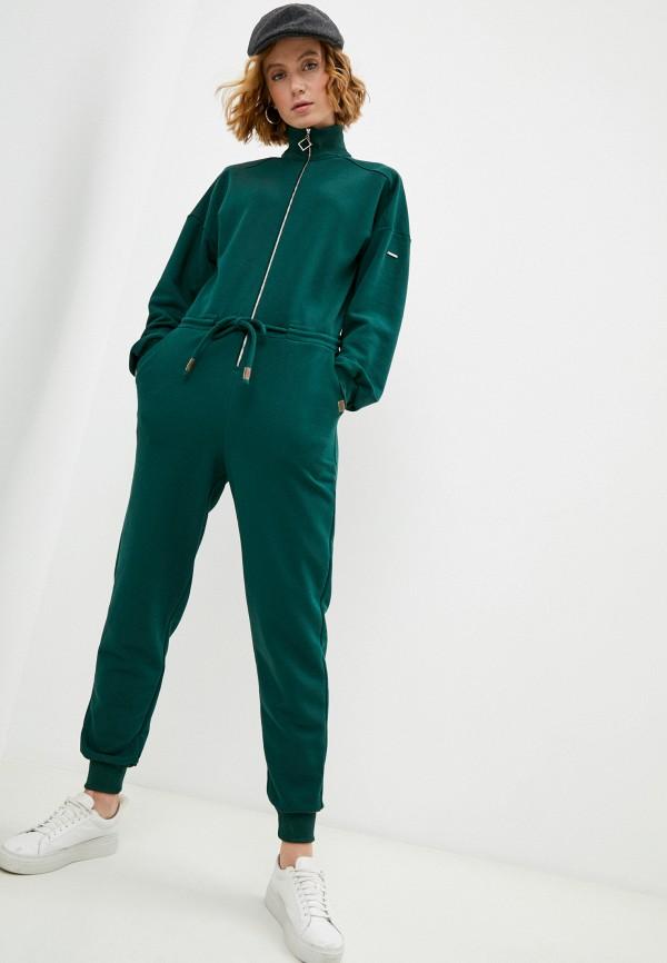 Комбинезон Argent зеленого цвета