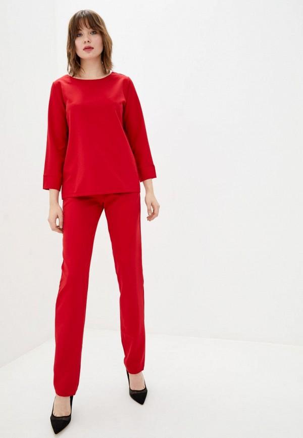 женский костюм sfn, красный