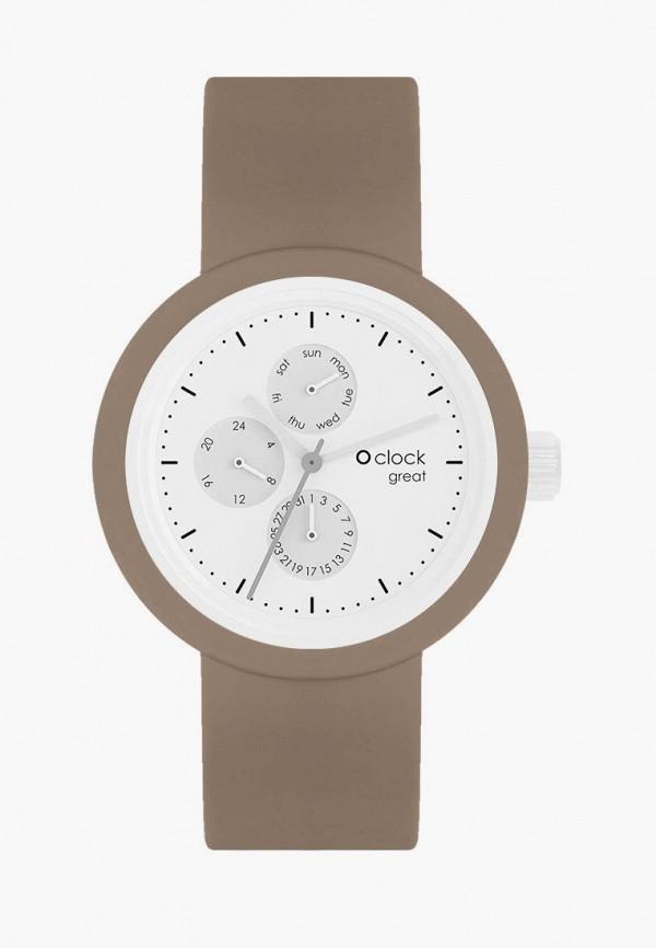 женские часы o bag, бежевые
