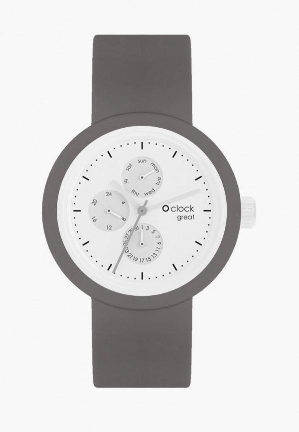женские часы o bag, серые