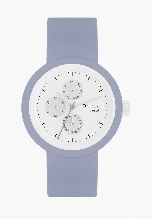 женские часы o bag, голубые