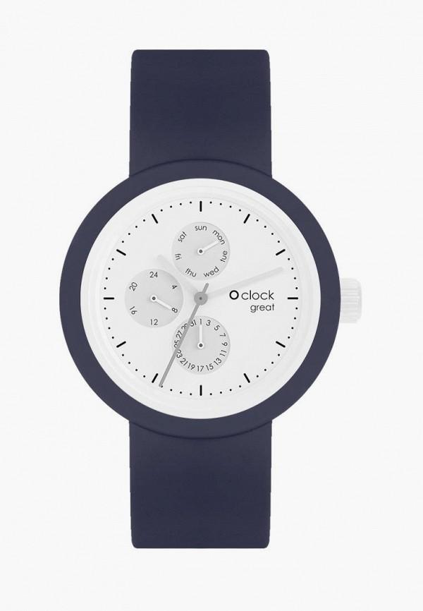 женские часы o bag, синие