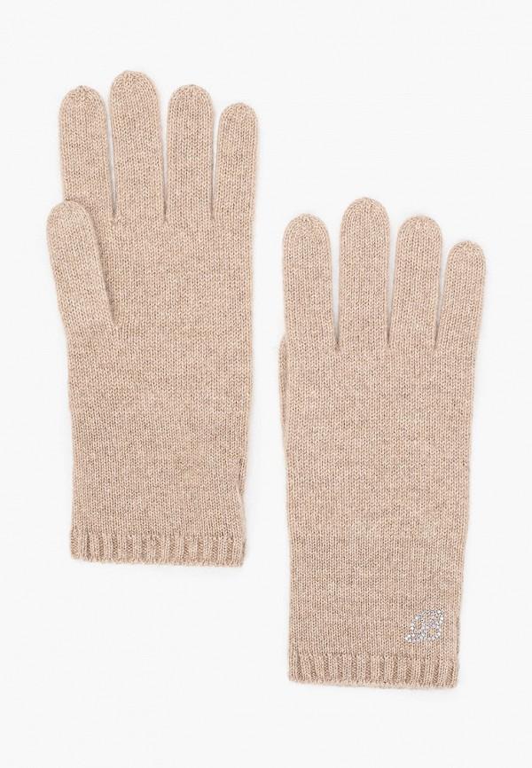 женские текстильные перчатки balmuir, бежевые