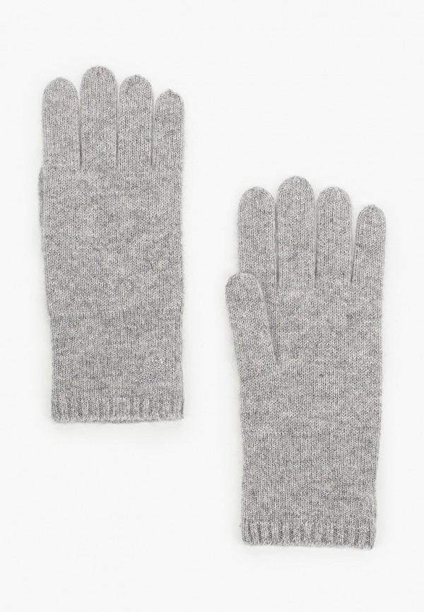 женские текстильные перчатки balmuir, серые