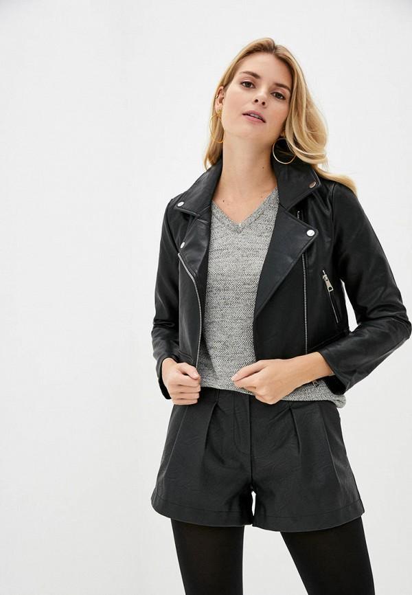 женская куртка defacto, черная