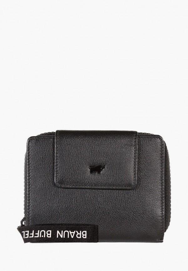 женский кошелёк braun bueffel, черный