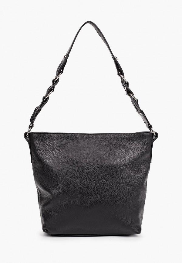 женская сумка с ручками ralf ringer, черная