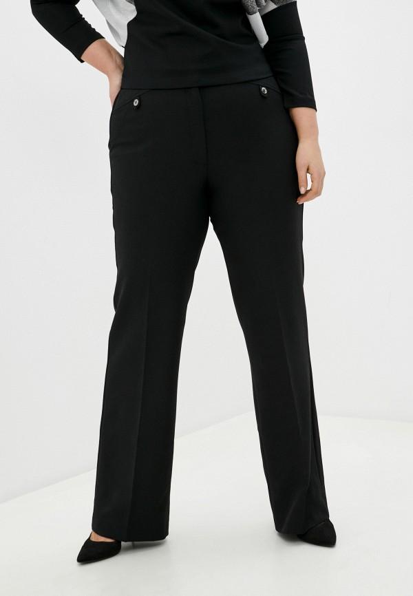 женские классические брюки averi, черные