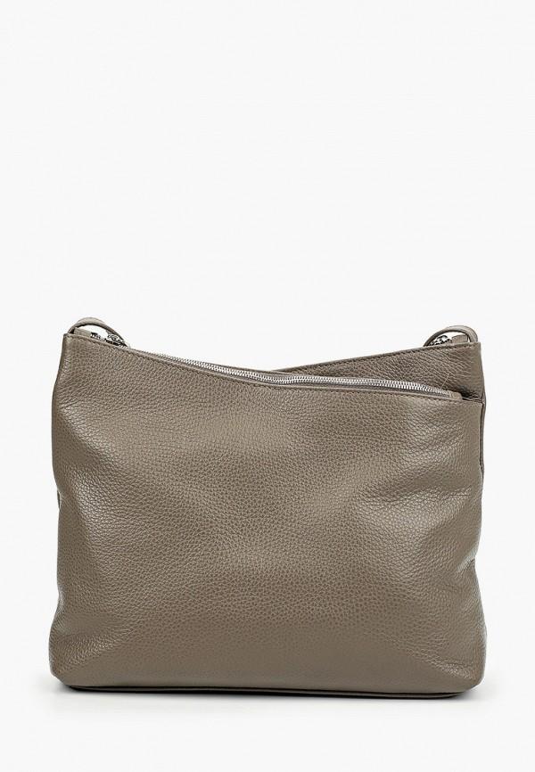 женская сумка через плечо ralf ringer, хаки