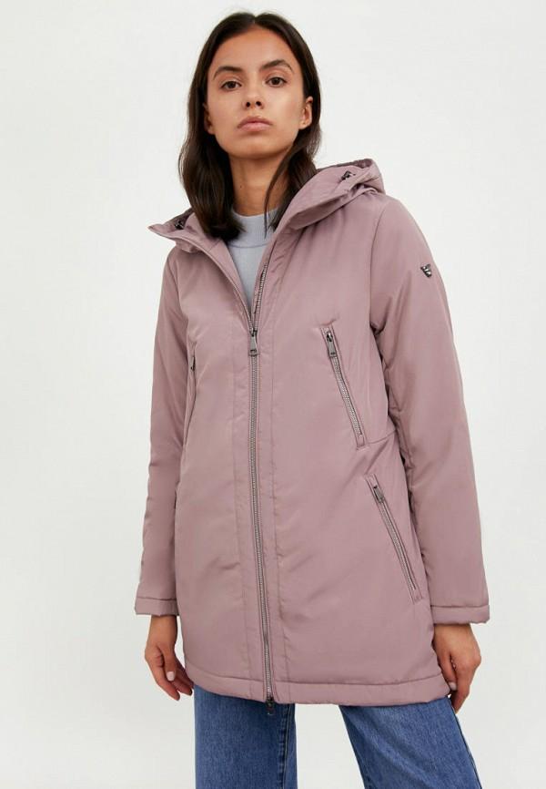 Куртка утепленная Finn Flare, Розовый