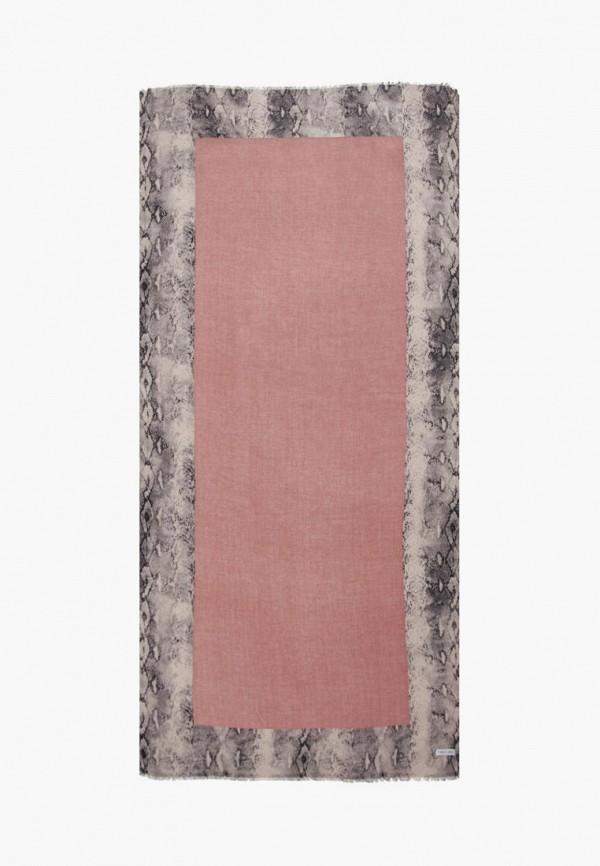 женский палантин finn flare, розовый