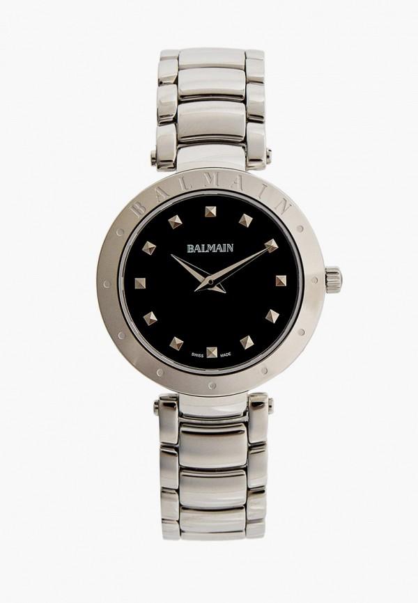 женские часы balmain, серебряные