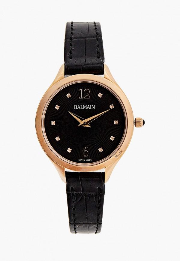 женские часы balmain, черные