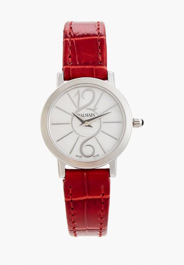 женские часы balmain, красные