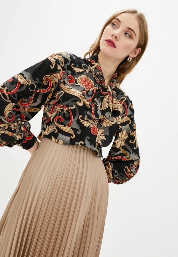 женская блузка bgl, разноцветная