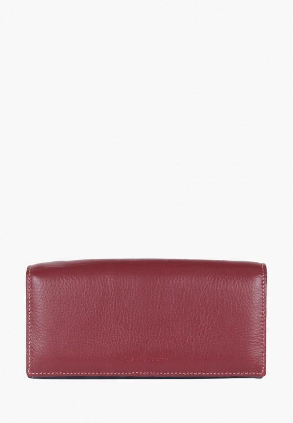 женский кошелёк de esse, красный