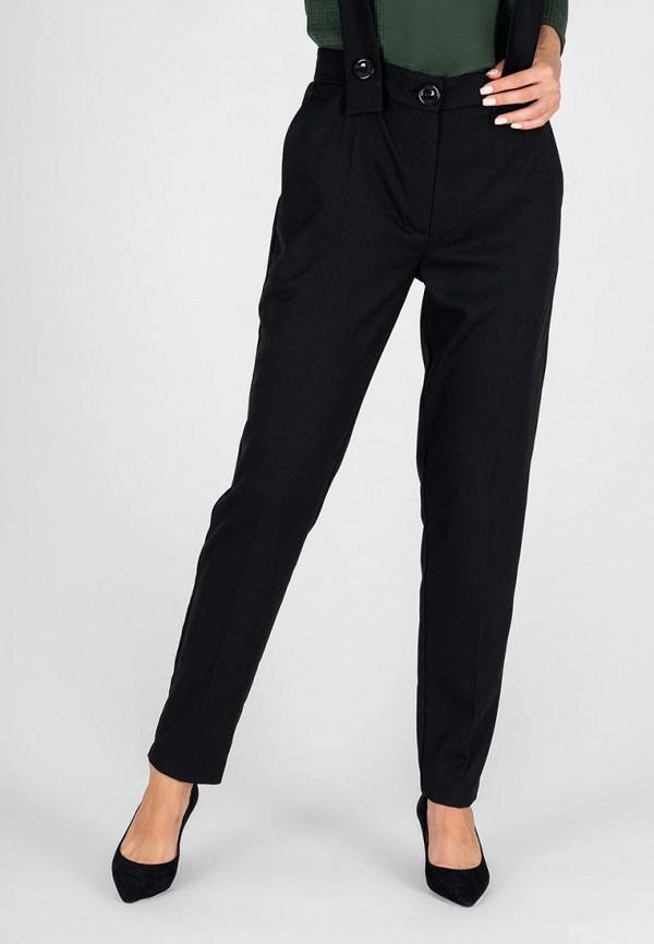 женские повседневные брюки eliseeva olesya, черные