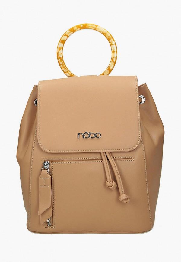 женский рюкзак nobo, бежевый