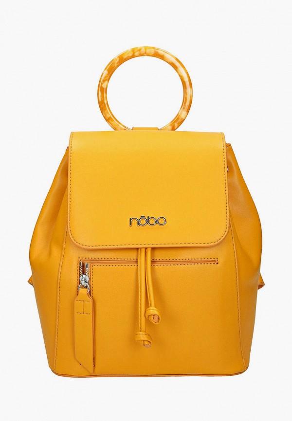 женский рюкзак nobo, желтый