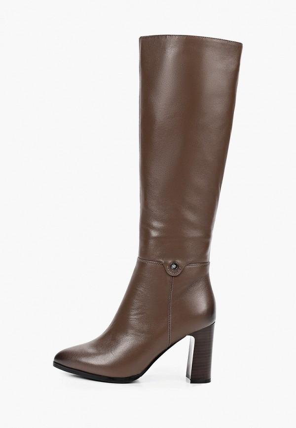 женские сапоги dino ricci, коричневые