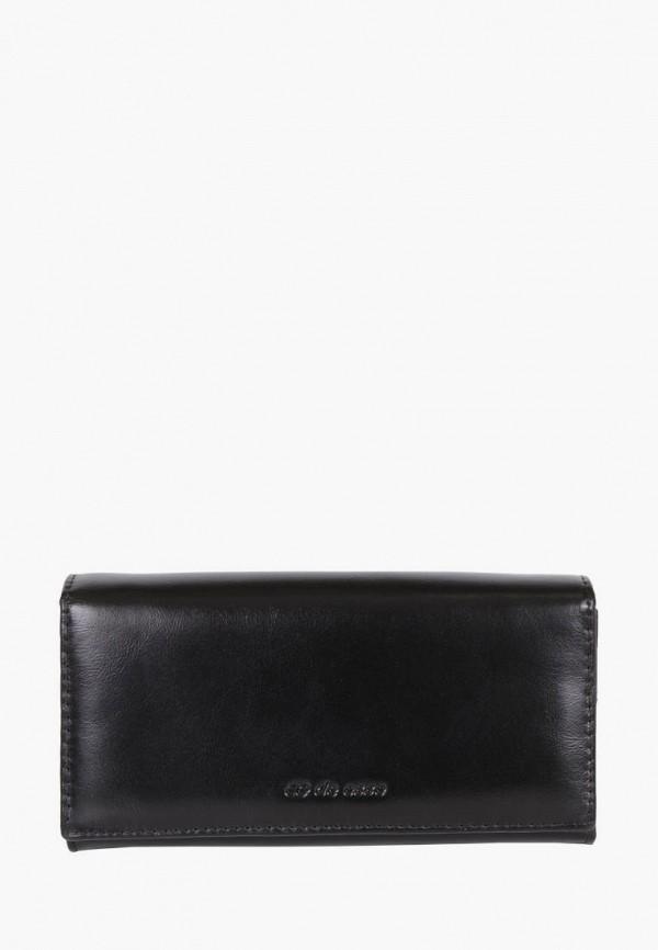 женский кошелёк de esse, черный