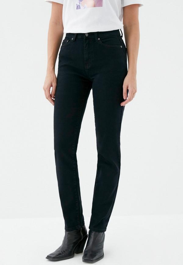 женские джинсы скинни zarina, черные