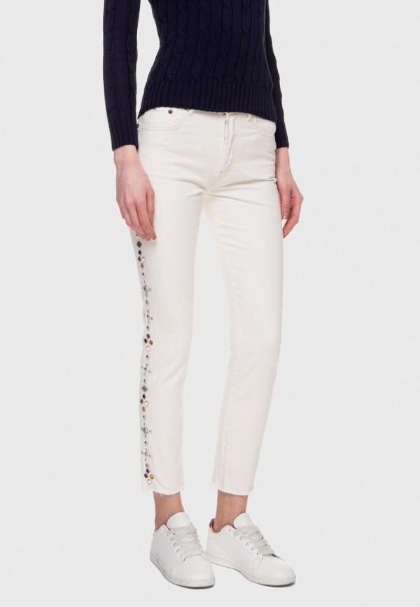 женские джинсы polo ralph lauren, белые