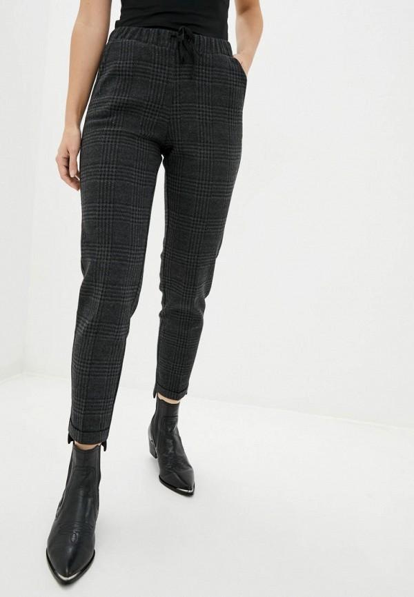 женские зауженные брюки zubrytskaya, черные