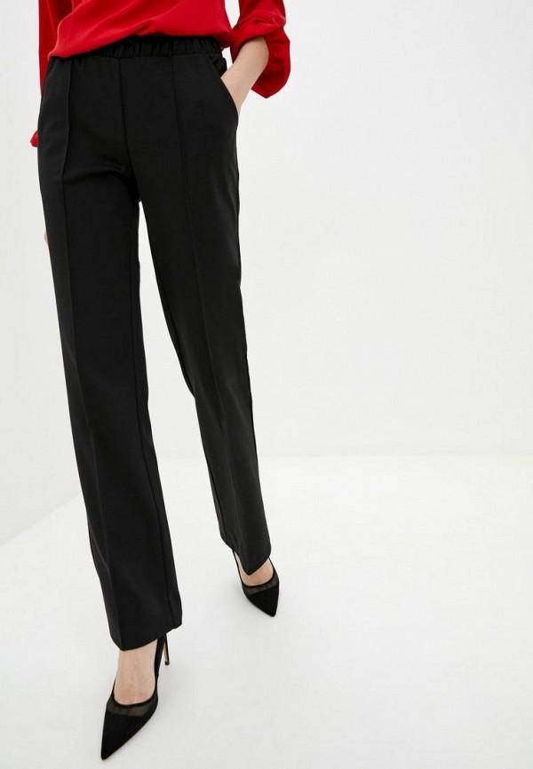 женские классические брюки zubrytskaya, черные