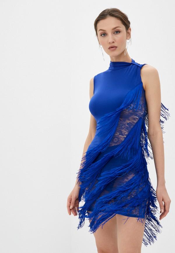 женское повседневные платье altranatura, синее