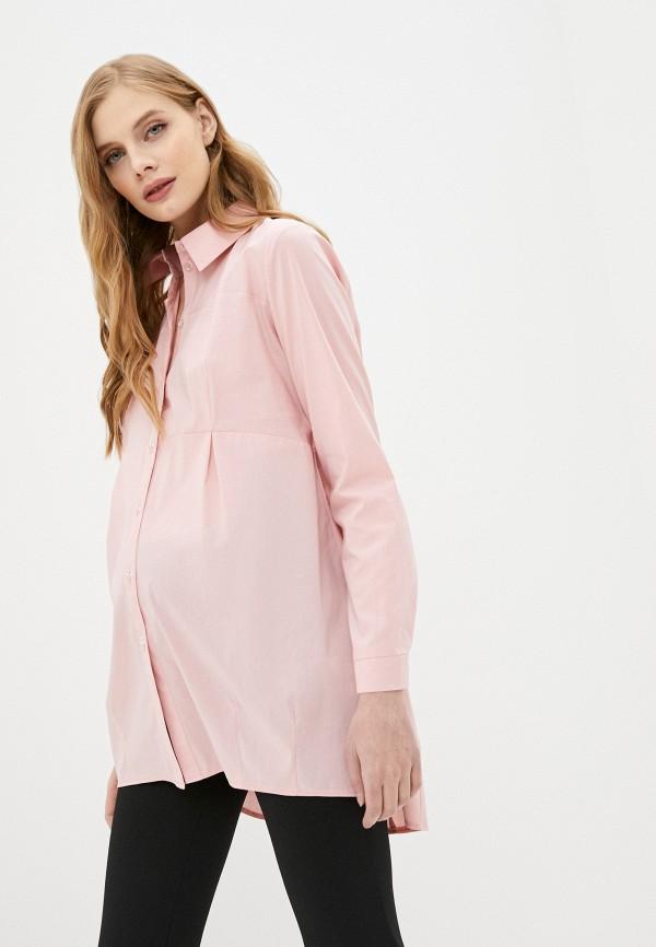 Блуза Mam's цвет коралловый