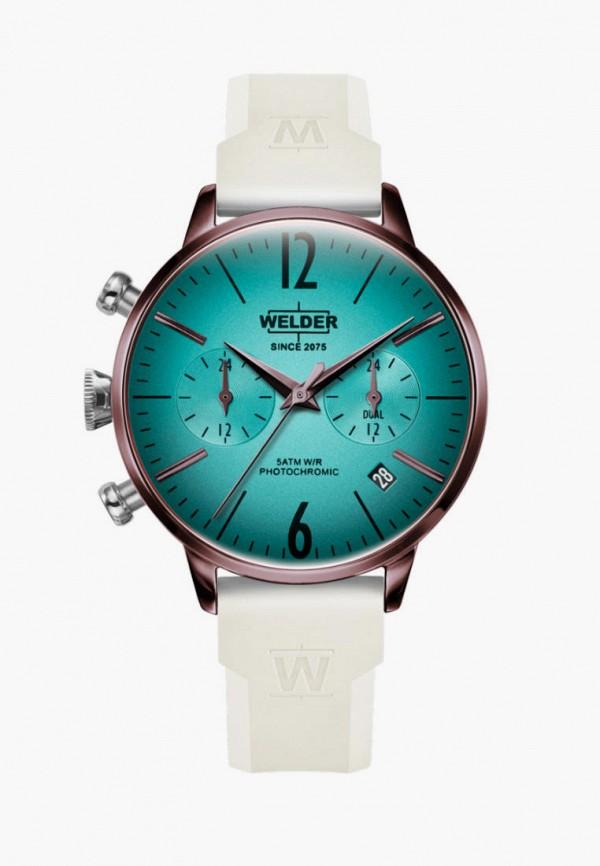 женские часы welder, белые