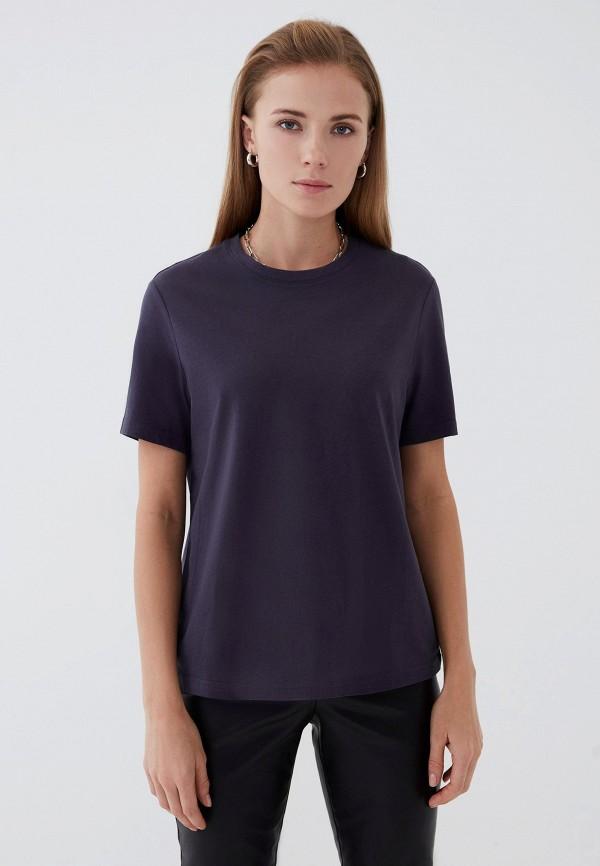 женская футболка zarina, серая
